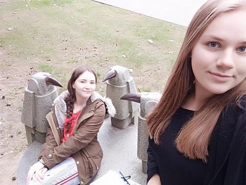 Ia Greta ir Ugnė