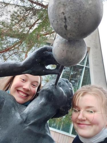 Ib Andželika ir Kristina