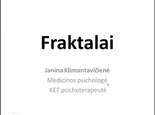 fraktalai